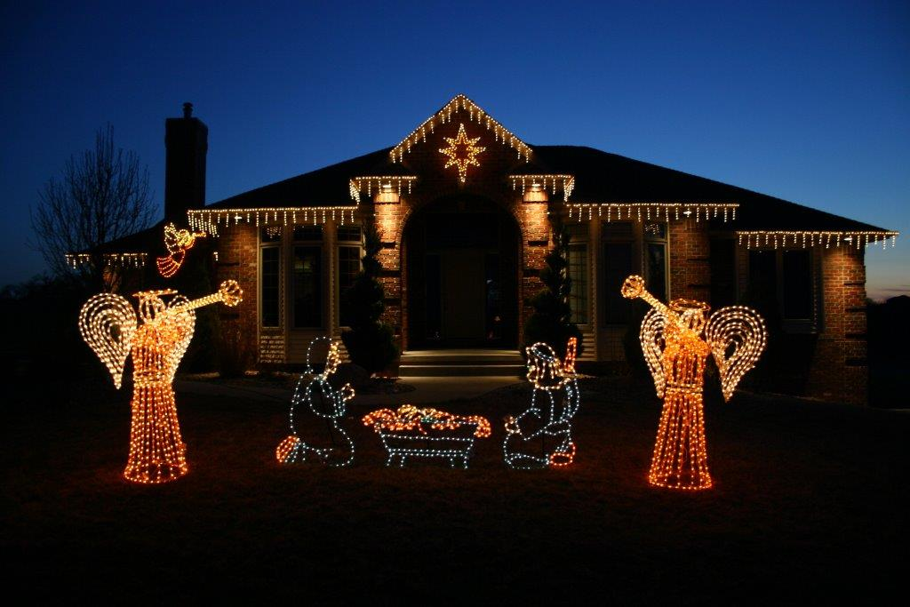 Nativity-Set-Heralding-Angel-Bethlehem-Star-Icicle-Lightlink-2