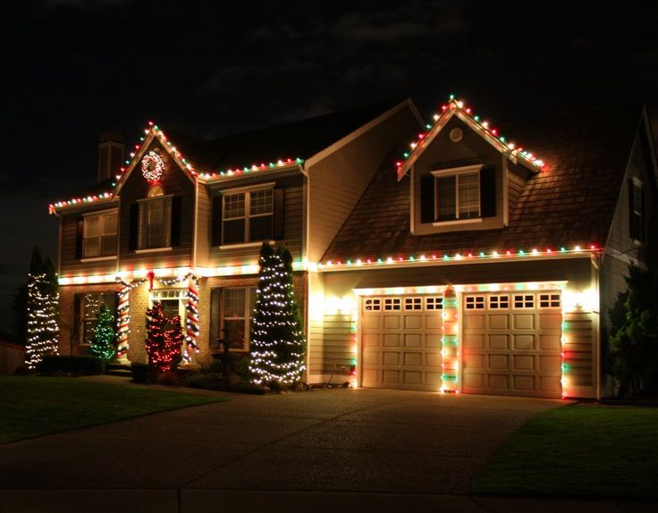 alternative earthcare discusses the benefits of some of the different types of holiday lights - Decorating With Colored Christmas Lights