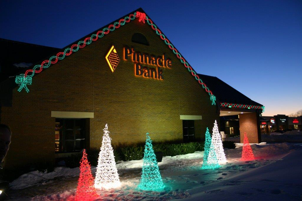 Holiday Lighting Exterior