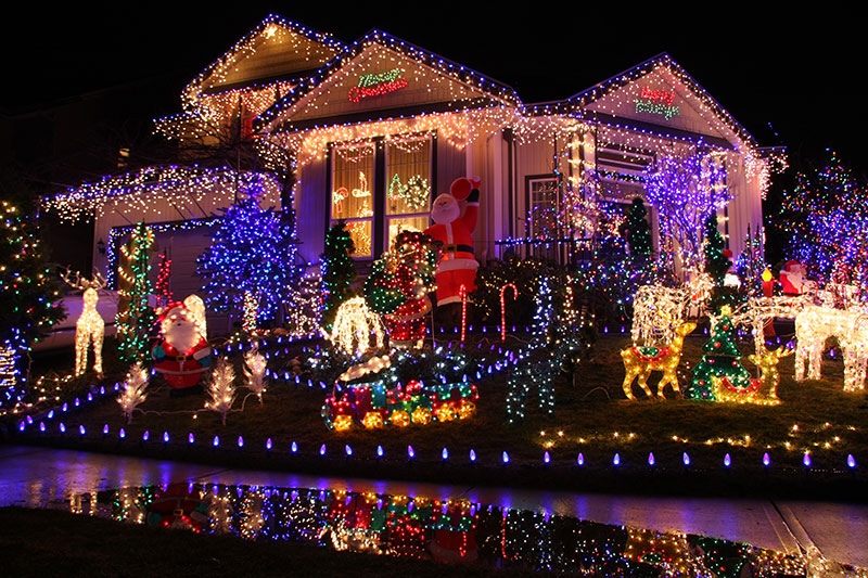 Holiday LED Lighting