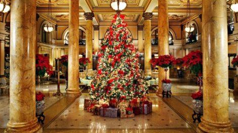 Large Outdoor Commercial Christmas Decorations  from longislandchristmaslightinstallation.com